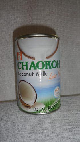 кокосовое молоко Chaokon, 400мл