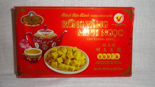 Халва из маша Rong Vang Minh Ngoc (Ронг Ванг Минх), 240гр