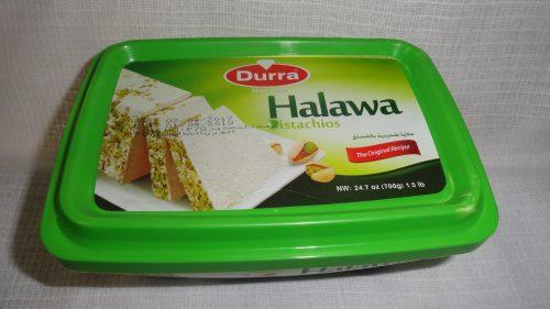 Халва Durra (Дарра) тахинная с фисташками, 350гр/700гр