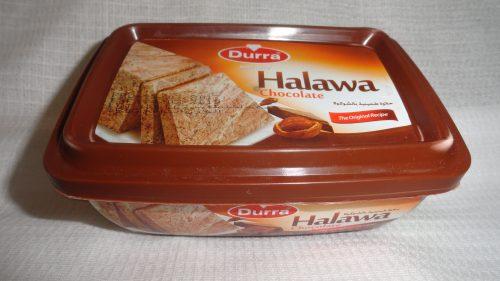 Халва Durra (Дарра) тахинная с шоколадом, 350гр