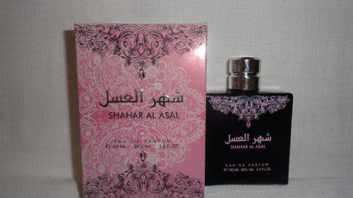 Миск (духи) молочные Shahar Al Asal (Захур Аль-Асал), 100мл