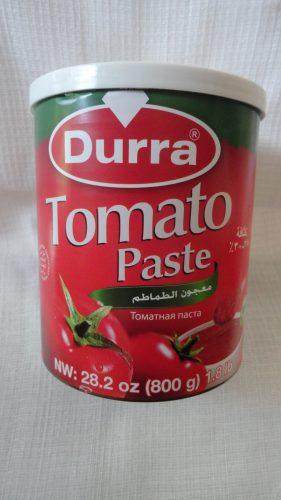 Томатная паста Durra (Дарра), 800гр