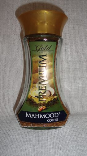 Кофе Mahmood premium (Махмуд премиум) растворимый, 100гр