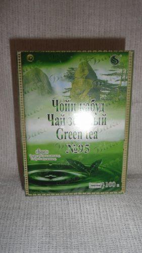 Чай зеленый № 95, 100гр