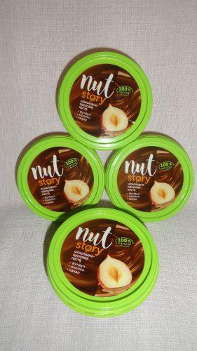 Шоколадно-ореховая паста Nut story (Ореховая история), 90гр