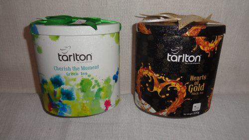 Чай Tarlton (Тарлтон) с бантиком, 100гр, в ассортименте