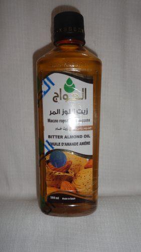 Масло горького миндаля El Hawag (Аль Хавадж), 0,5л