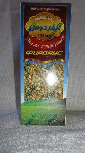 Масло кунжутное Фирдаус, 125мл