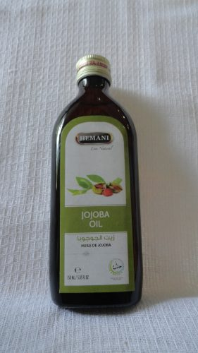 Масло жожоба (jojoba oil) от Hemani (Хемани), 150мл