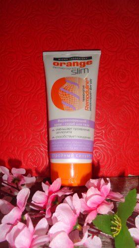 Выравнивающий крем-скраб для тела Orange Slim (Оранж Слим), 200мл