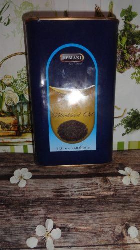 Масло черного тмина «Hemani» (Хемани), 1л