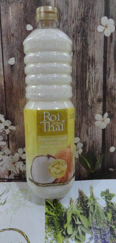 Масло кокосовое Roi Thai (Рой Тай), 1л