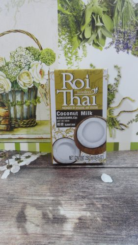 Кокосовое молоко Roi Thai (Рой Тай), 250мл
