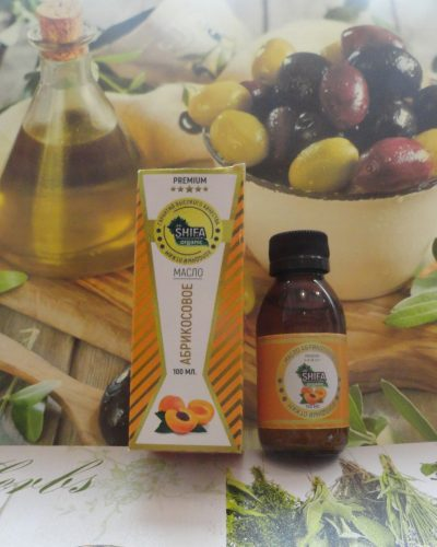 Абрикосовое масло Shifa (Шифа), 100мл