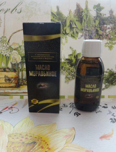 Муравьиное масло, 100мл