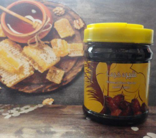 Сироп финиковый Akbar (Акбар) без сахара, 900мл