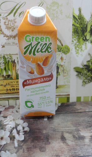 Растительный напиток на рисовой основе Миндаль, 750мл