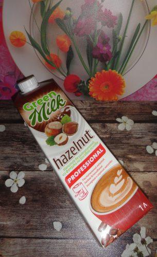 Напиток из фундука на рисовой основе (Green milk — Грин милк), 1л