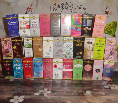 Миск HP Hayat Perfume (Хайят Парфюм), 3мл, в ассортименте