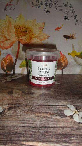 Густое крем-мыло Natura лист (Натуралист) цветочное (увлажняющее), 155мл