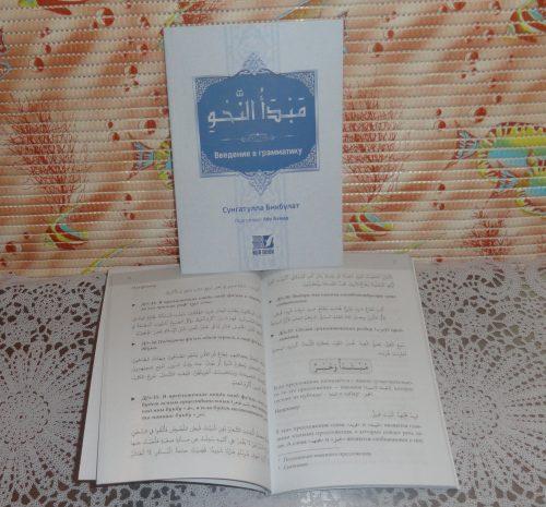 Книга Введение в грамматику