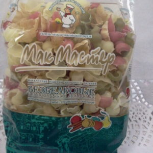 Макароны безбелковые (овощные), 300гр