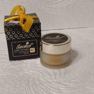 Нативный теплый крем-свеча Абсолют от Sashel (Сашель), 50мл