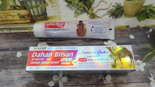 Мазь-бальзам Dahan Bilsam (с верблюжим жиром), 100гр