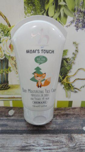 Детский увлажняющий крем для лица Mom's Touch (Момс тач), 150мл