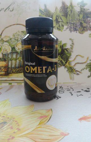 Капсулы Омега-3 Original (Оригинал), Аль-Ихляс, 150 кап.