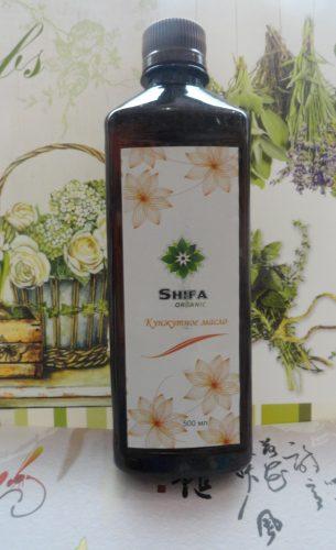 Масло кунжутное Shifa (Шифа), 500мл