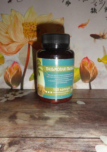 Пальмовая пыльца Fawaid (Фаваид) в капсулах, 150 кап.
