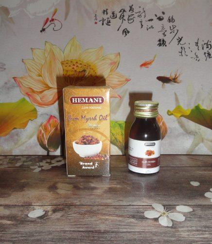 Масло Hemani (Хемани) мирры (ладана) — Gum myrrhoil, 30мл