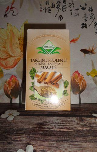 Паста Tarcinli polenli macun — паста для набора веса, Themra