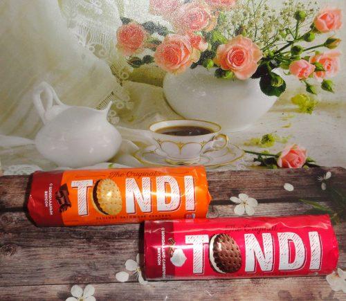 Печенье Tondi (Тонди), 182гр