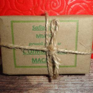 Мыло ручной работы с оливковым маслом Сафия (SAFIA), 70гр