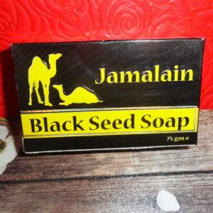 Мыло Джамалайн (Jamalain) с черным тмином, 75гр
