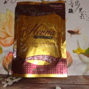Хна для окрашивания волос Хемани (Hemani) в ассортименте, 150гр