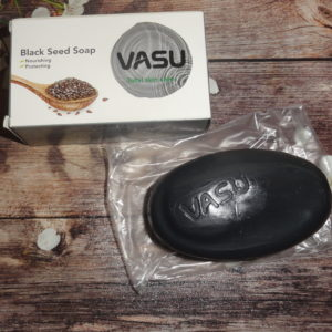 Мыло Vasu (Васу) с черным тмином, 125гр