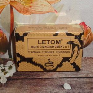 Мыло Letom (Летом), 135гр