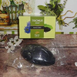 Мыло Trichup (Тричап) с черным тмином, 75гр