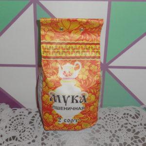 Мука пшеничная 2 сорта «Дивинка», 700гр