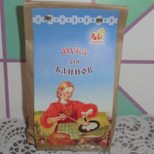 Мука цельнозерновая для блинов «Дивинка», 700гр