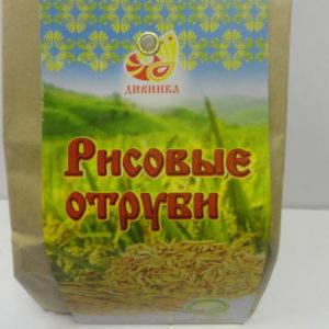 Рисовые отруби, 250гр