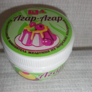 Агар-Агар «Продуктовая аптека», 40гр