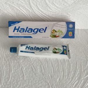 Зубная паста Halagel (Халагель) в асс., 100гр
