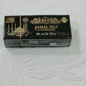 Чай Джамал (Jamal tea) черный, 25пак.
