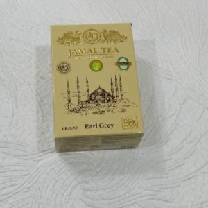 Чай Джамал (Jamal tea) черный с бергамотом (Earl Grey), 100гр