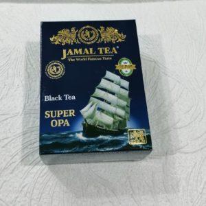 Чай Джамал (Jamal tea) черный (Super OPA), 200гр/450гр