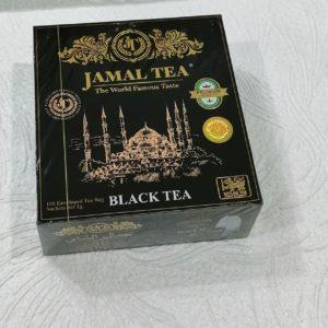 Чай Джамал (Jamal tea) черный, 100пак.